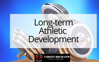 The First Step Towards Long-Term Athletic Development
