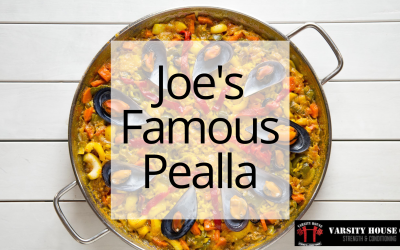 Joe's Famous Pealla